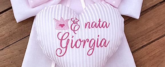 Veroli, è nata Giorgia
