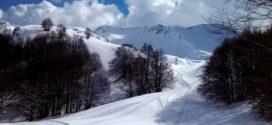 Campocatino, Campo Staffi e Prati di Mezzo-Installazioni ed esposizioni sulla neve
