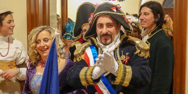 Carnevale, ballo in maschera a Frosinone