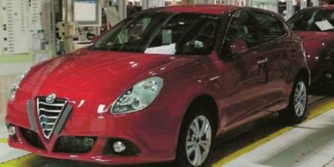 Pezzi ricambio Fiat Cassino, due lavoratori fermati dai Carabinieri