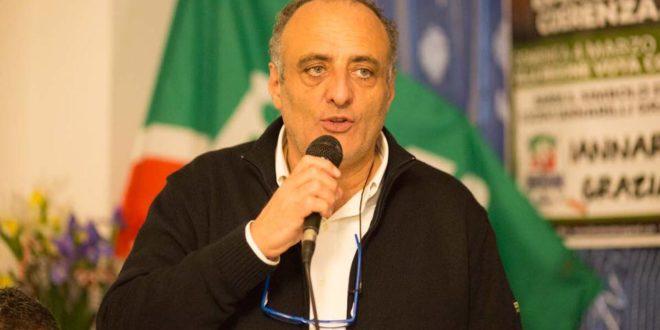 Elezioni, Remo Costantini sostiene Antonello Iannarilli