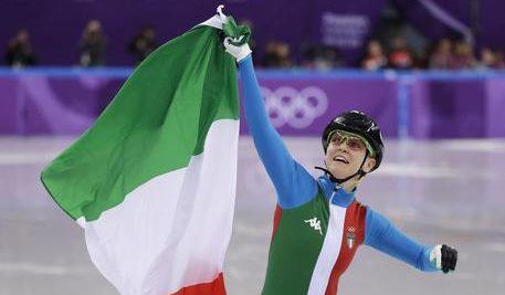 Olimpiadi invernali, primo oro dell'Italia