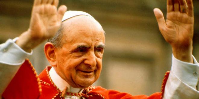 Miracolo di Papa Paolo VI, presto santo
