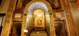 Salita della Scala Santa, Veroli si ritrova a Santa Salome