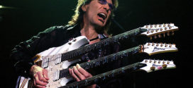 Industrie Sonore, a Isola del Liri il chitarrista Steve Vai