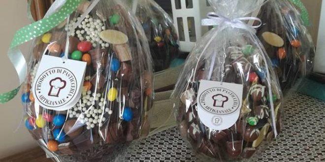 Colombe e uova artigianali, a Veroli è già Pasqua
