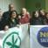 Lega in Ciociaria, scambio di bandiere con Bergamo