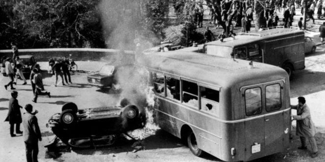 """La battaglia di Valle Giulia compie 50 anni-""""Pasolini non stava con i poliziotti"""""""