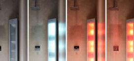 Sunshower, la lampada magica approda in Ciociaria