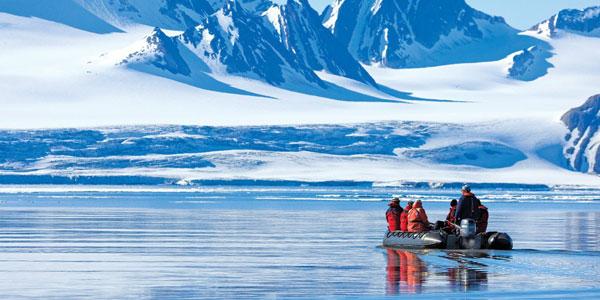 Frosinone, alla conquista del Polo Nord