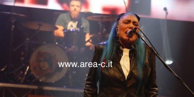 Boom di spettatori, Loredana Bertè a Ferentino