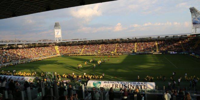 Calcio, Frosinone verso la serie A