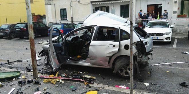 Esplosione vettura in Ciociaria, arrestato autore gesto