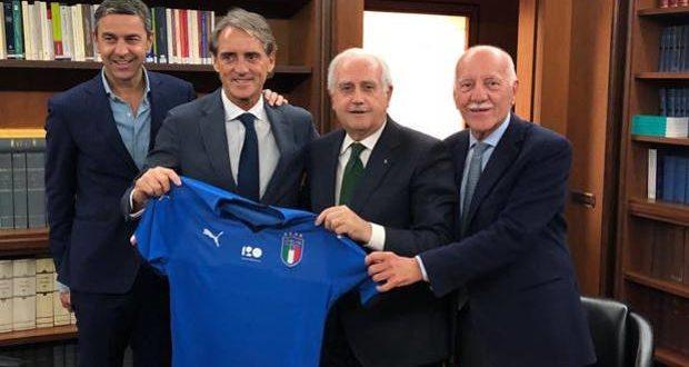 Figc, Roberto Mancini è il nuovo ct della Nazionale