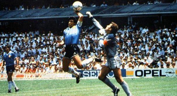 Mano de Dios e gol del secolo, l'Argentina di Maradona