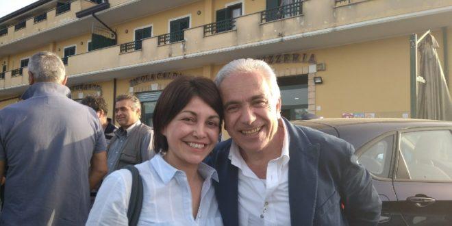 Mauro Assalti sindaco, Alessia Savo festeggia