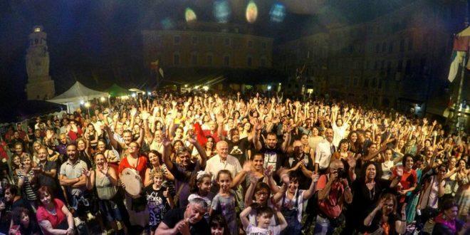 Festival, Anagni sfida Veroli