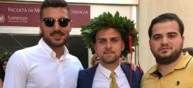 Auguri e complimenti a Lorenzo Di Cosimo