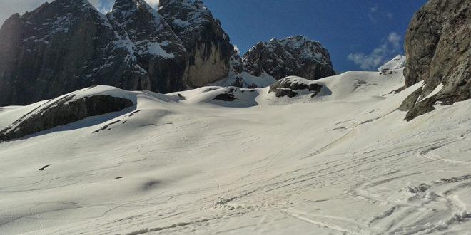 Nevicata in Italia, l'estate non è scontata