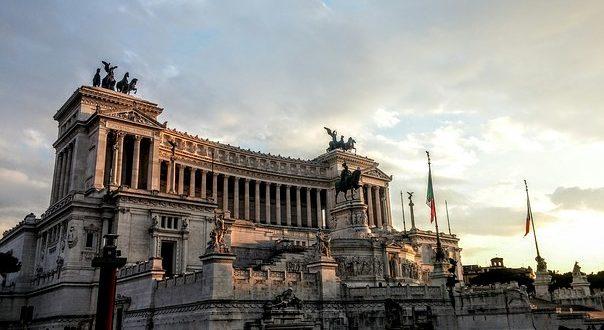 Unità d'Italia, Vittorio Emanuele II entra a Roma