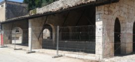 Lavatoio Boville, zona off limits