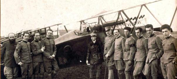 Volo su Vienna, 100 anni fa l'impresa di Gabriele d'Annunzio