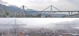 Tragedia a Genova, almeno 22 morti