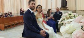 Fabiana ed Emanuele sposi