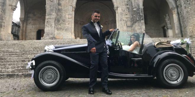 Veroli, Federica e Danilo sposi