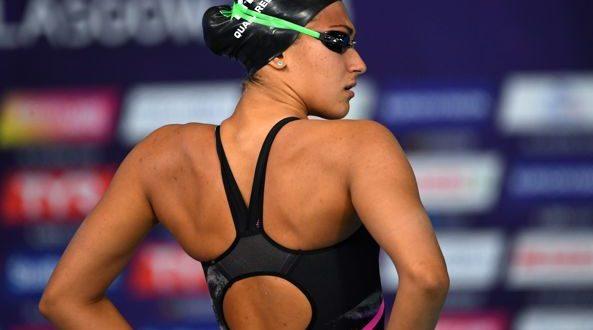 Europei, Simona Quadarella è medaglia d'oro