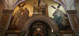 Scala Santa come 60 anni fa, retroscena legato a Don Dante