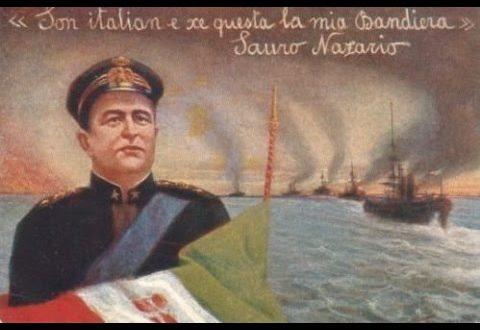 Eroe italiano, impiccato e gettato in una fossa comune