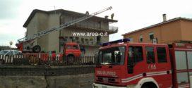 Tragedia sfiorata a Veroli, maltempo flagella la zona