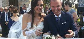 Cinzia e Pasquale sposi