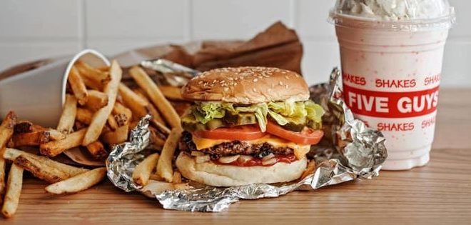 Five Guys sbarca in Italia, il fast food di Obama