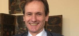 Rai, il giornalista Claudio Pagliara a Frosinone