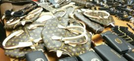 Frosinone, sequestrata merce contraffatta
