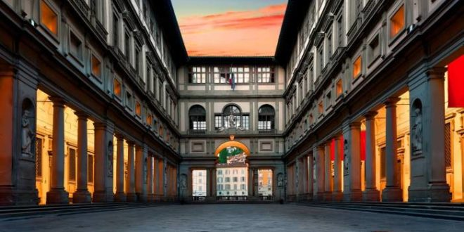 Uffizi di Firenze, l'algoritmo è dell'Università di L'Aquila