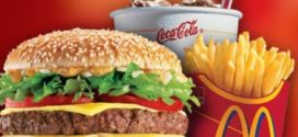 McDonald's, panini italiani con carne 'made in Italy'