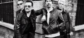 U2, la band irlandese in Italia