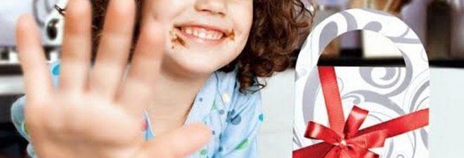 Frosinone, in piazza i cioccolatini della ricerca