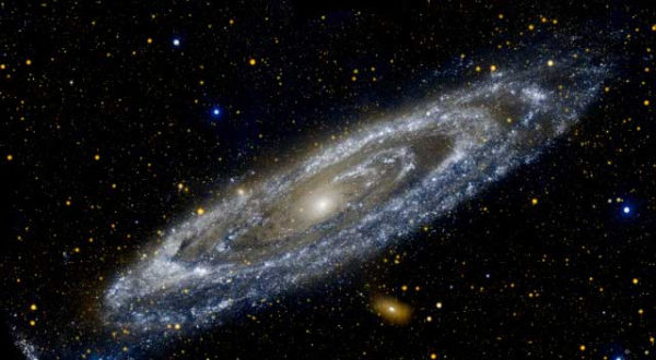 Veroli, giovani studenti a tu per tu con la galassia