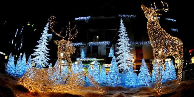 Luminarie Natale, Cassino è la Salerno della Ciociaria
