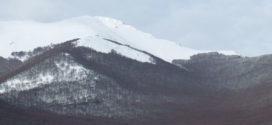 Ciociaria imbiancata, è tornata la neve