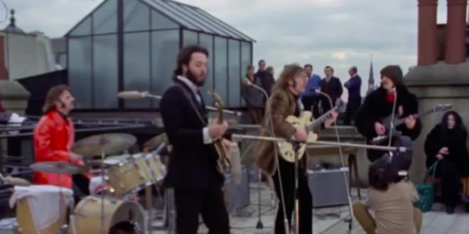 The Beatles, l'ultimo concerto sui tetti di Londra