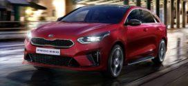 Frosinone, Mega Motors presenta nuova Kia Proceed