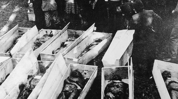 Veroli, gli alunni ricordano gli italiani ammazzati nelle Foibe