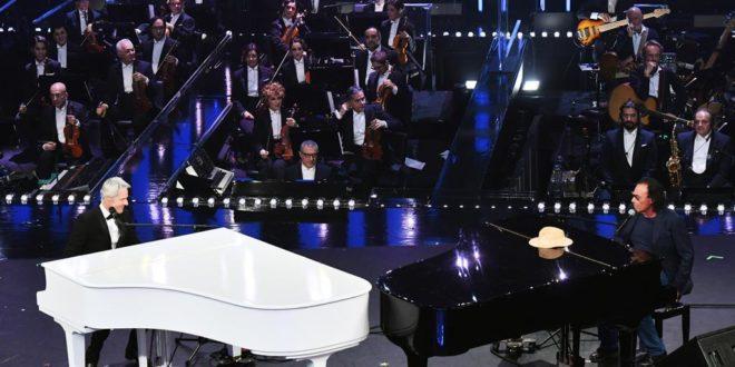 """Sanremo, un """"ciociaro"""" sul palco dell'Ariston"""