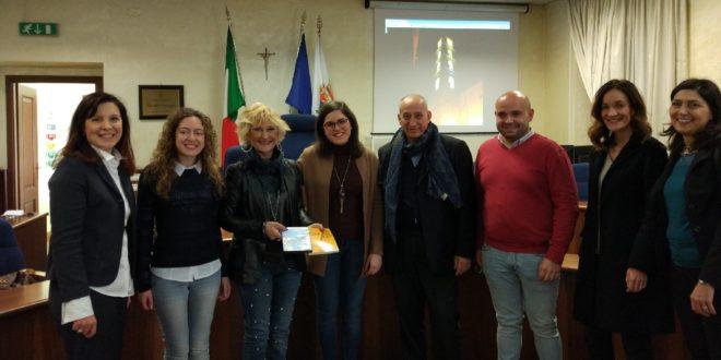 Frosinone, studenti spagnoli ricevuti in Comune