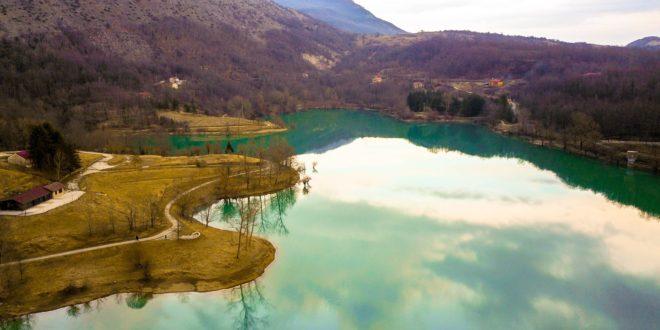 A 1000 metri d'altezza in Ciociaria, la foto spopola sul web